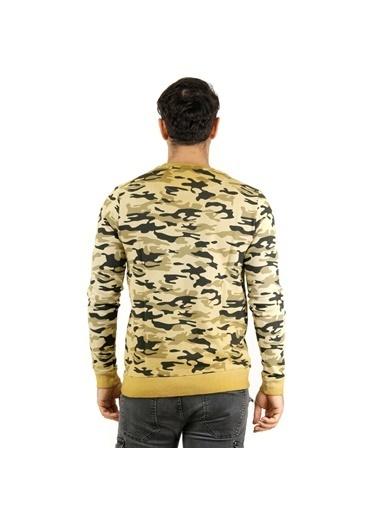 Phazz Brand Sweatshirt Sarı